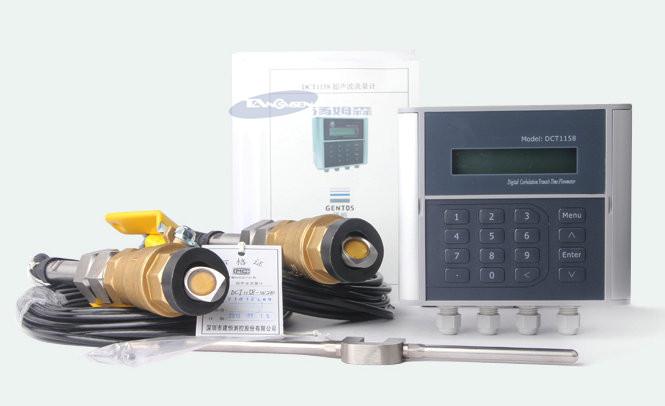 dct1158w插入式超声波流量计